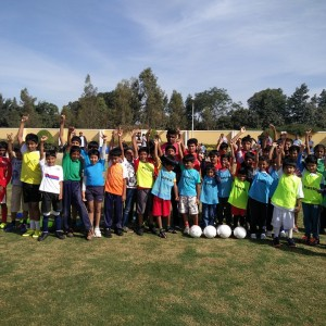 Bhaichung_Bhutia_Football_Schools_junior_soccer_team