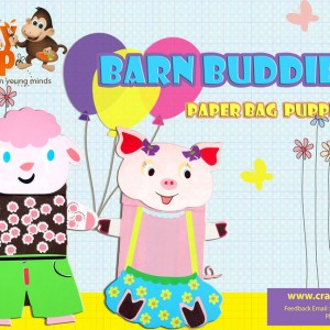 Crafty_Chimp_barn_buddies_paper_bag_puppets
