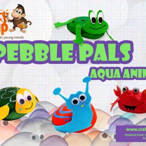 Crafty_Chimp_pebble_pals_aqua_animals