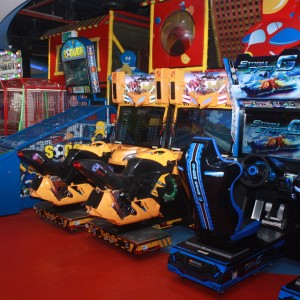 Fun City Arcade Games