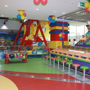 Fun City Playarea