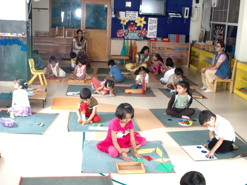 Montessori schools in bangalore, Prayag School