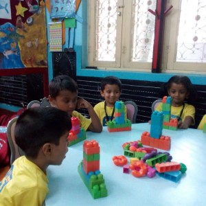 Podar Jumbo Kids Plus Basaveshwarnagar