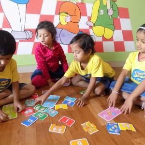 Podar Jumbo Kids Plus Uttarahalli