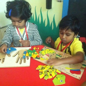 Podar Jumbo Kids Plus Vijayanagar