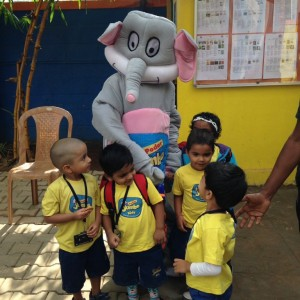 Podar Jumbo Kids Plus Whitefield, Borewell Road