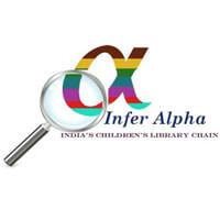 Inferalpha Children's Library Logo