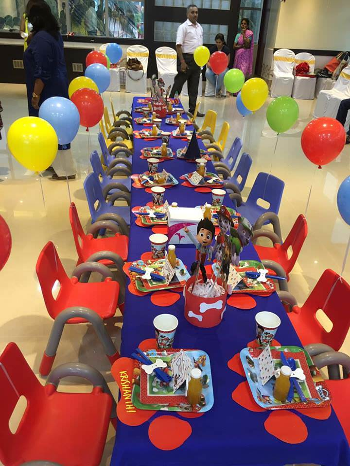 Madagascar Kids Play Area Party Venue Basaveshwara Nagar
