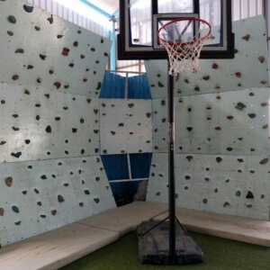 Wall Climbing Zone at PlayGym