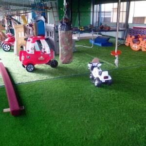 PlayGym Adventure, C.V.Raman Nagar, play areas