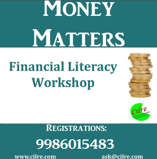 Money Matters – Cilre Cover Image