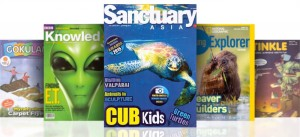 childrens magazines in India