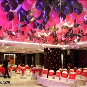 My Happy Caravan Balloon Decor