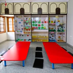 Trio Tots Preschool Class Setup