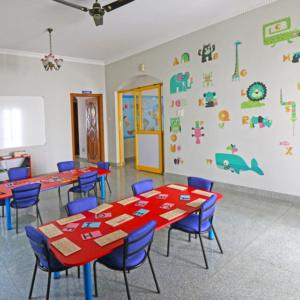 Trio Tots Preschool Classroom