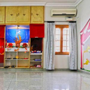 Trio Tots Preschool Theatre Room