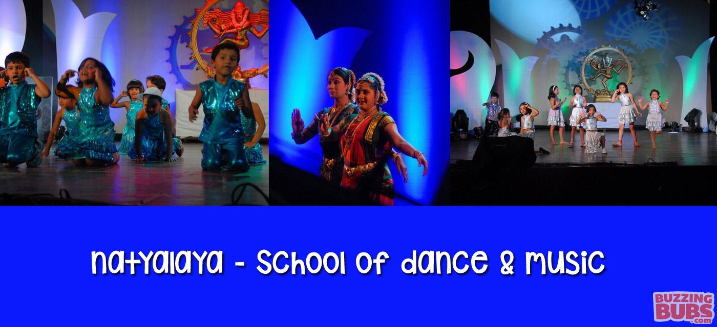 Natyalaya School of Dance & Music