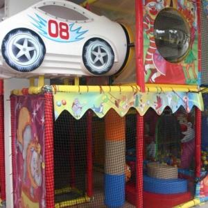 Soft Play Area of Kidz Kampus