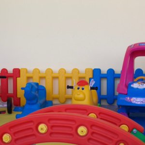 Leap N Bounce Play area