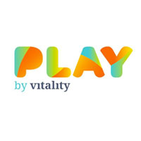 Logo of Play by Vitality