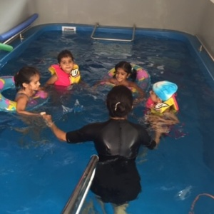 Play by Vitality Swimming Program for Kids
