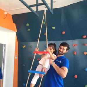 Body Balancing at Play by Vitality