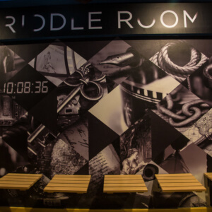 Riddle Room the Entertainment Zone