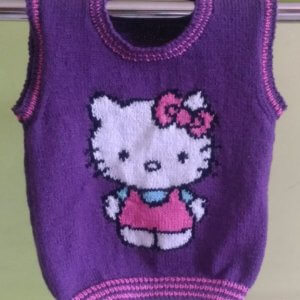 cheerful_handknits_hello_kitty_baby_sweater