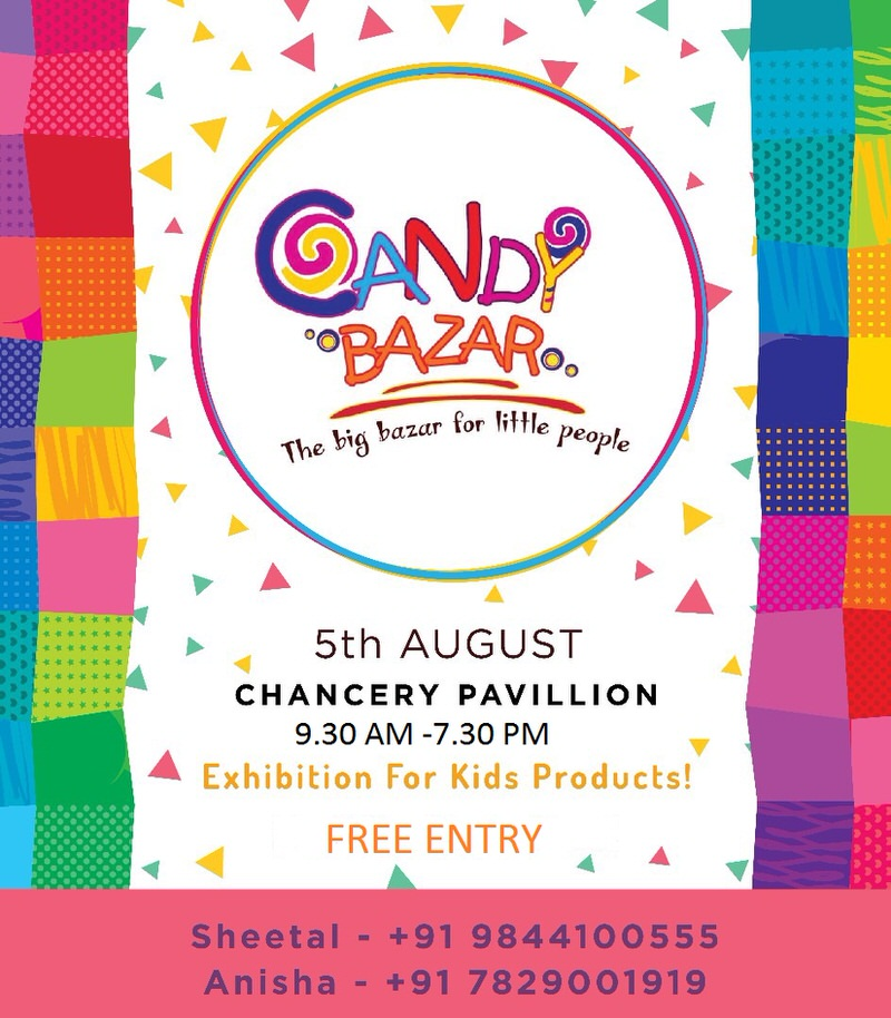 Candy Bazar Cover Image