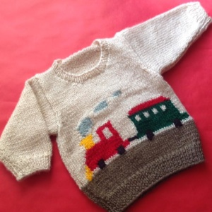 Baby Woollens by Cheerful Handknits