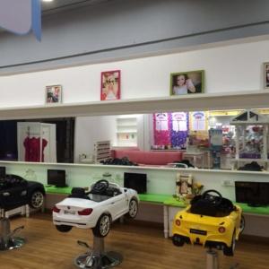 Divas n Dudes, Kids Salon