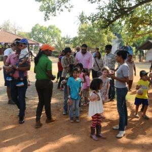 Embassy International Riding School, Birthday Party Venue
