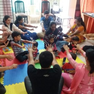 Parent Toddler Program at Karve Preschool