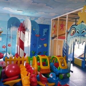 Kidz Mania Ocean Themed Indoor Play area