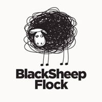 Logo of Black Sheep Flock