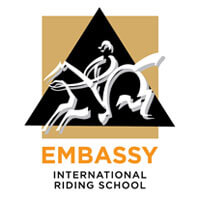 Logo of Embassy International Riding School