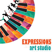 Logo of Expressions Art Studio