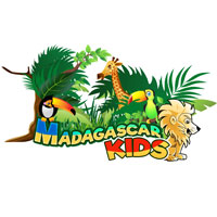 Logo of Madagascar Kids