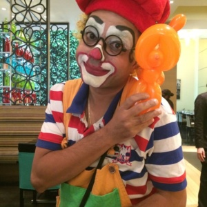 Birthday Party Entertainer, Clown and Balloon Modelling