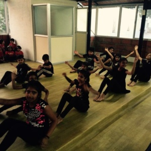 Dance Classes at StepUp