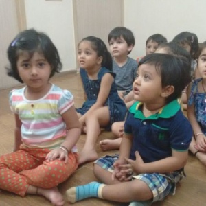 Toddler Session at iLeap