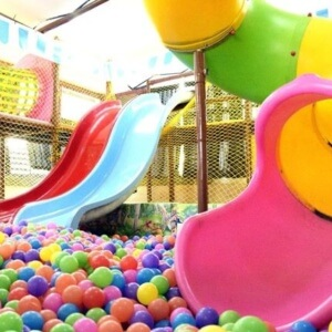 Ball Pool at LeapnBounce