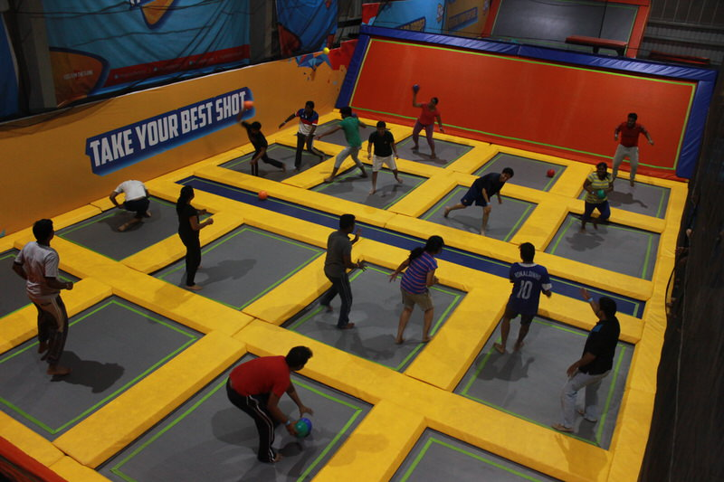 Play Factory, Trampoline Park