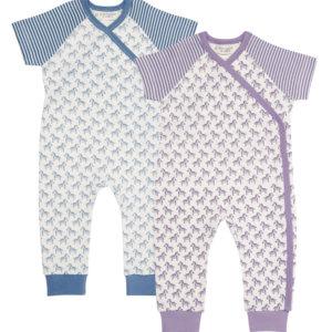 Baby Rompers by Sense Organics