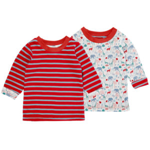 Reversible Red Shirt for Boys