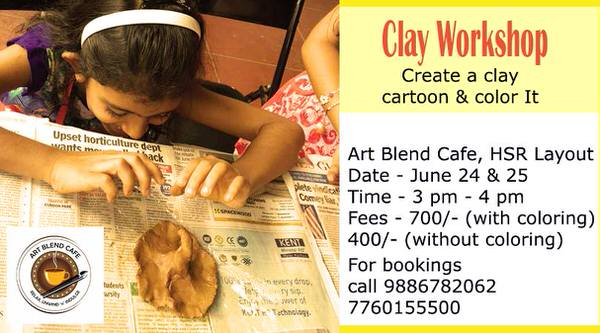 Clay Workshop Cover Image