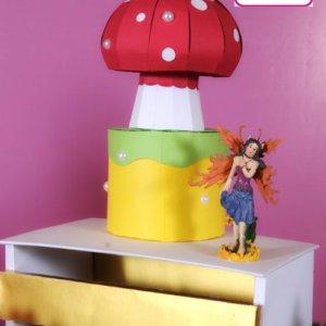 Mushroom Centre Piece