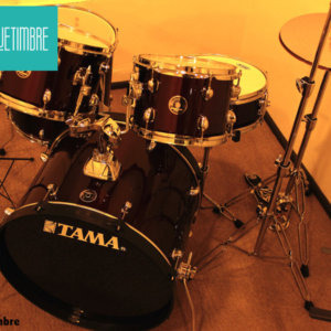 Drum Setup for Children