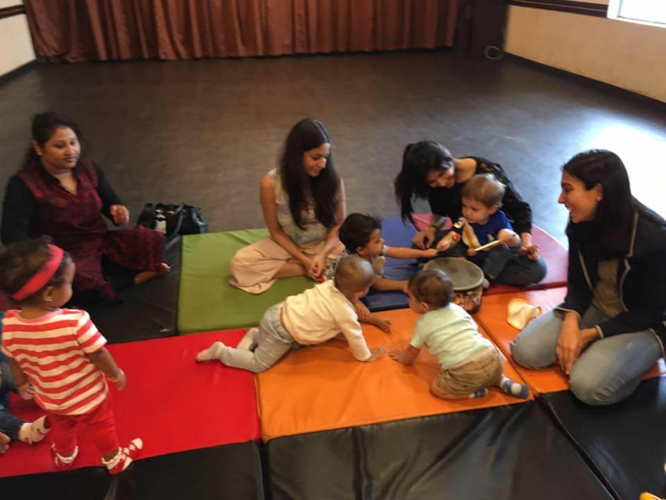 Infant & toddler classes