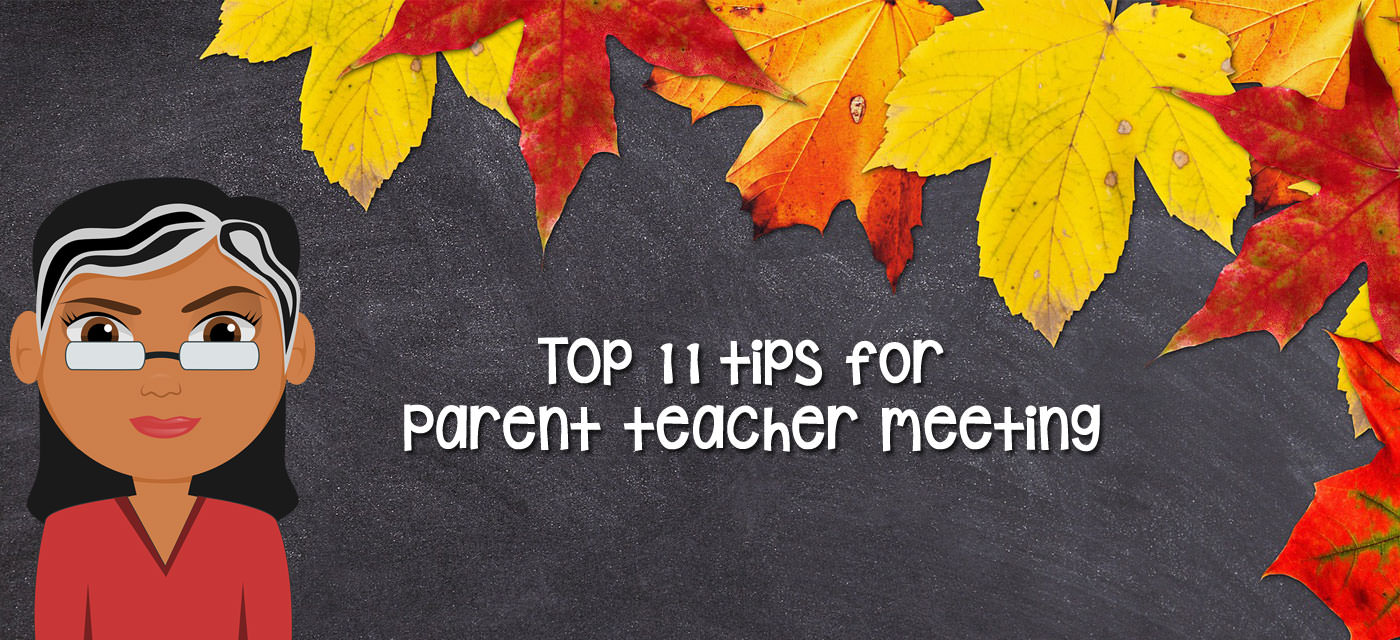 The parent-teacher meeting: A handy checklist Cover Image